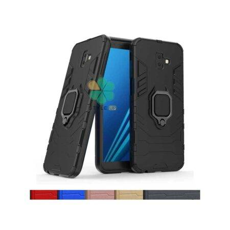 خرید قاب ضد ضربه گوشی سامسونگ Galaxy J6 Plus طرح بتمن