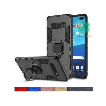 خرید قاب ضد ضربه گوشی سامسونگ Samsung Galaxy S10 Plus طرح بتمن