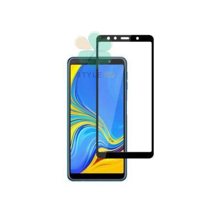 خرید گلس سرامیکی گوشی سامسونگ Galaxy A7 2018 مدل تمام صفحه
