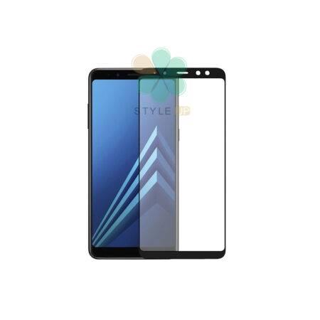 خرید گلس سرامیکی گوشی سامسونگ Galaxy A8 Plus 2018 مدل تمام صفحه