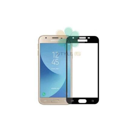 خرید گلس سرامیکی گوشی سامسونگ Galaxy J5 Prime مدل تمام صفحه