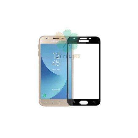 خرید گلس سرامیکی گوشی سامسونگ Galaxy J7 Prime مدل تمام صفحه