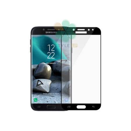 خرید گلس سرامیکی گوشی سامسونگ Galaxy J7 Pro مدل تمام صفحه