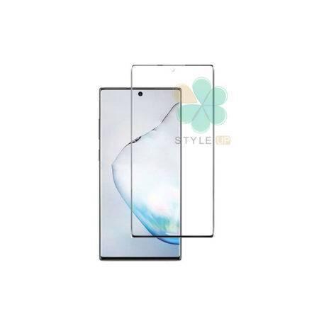 خرید گلس سرامیکی گوشی سامسونگ Galaxy Note 10 مدل تمام صفحه