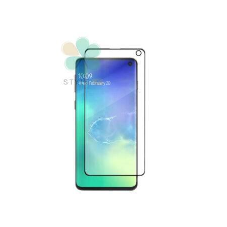 خرید گلس سرامیکی گوشی سامسونگ Galaxy S10 مدل تمام صفحه