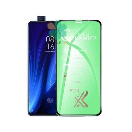 خرید گلس سرامیکی گوشی شیائومی Redmi K20 / K20 Pro مدل تمام صفحه