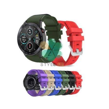خرید بند سیلیکونی ساعت هوشمند هواوی Honor MagicWatch 2 46mm