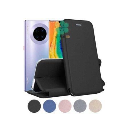 خرید کیف کلاسوری چرمی گوشی هواوی Huawei Mate 30 Pro