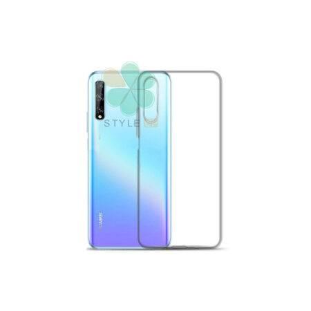 خرید قاب گوشی هواوی Huawei Y8p مدل ژله ای شفاف