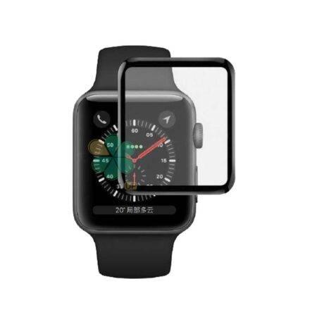 خرید محافظ صفحه گلس ساعت اپل واچ Apple Watch 40mm مدل مات