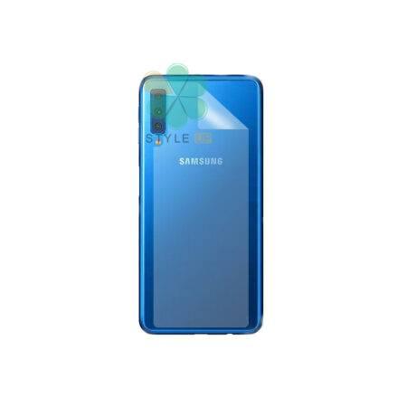 خرید برچسب محافظ نانو پشت گوشی سامسونگ Samsung Galaxy A7 2018