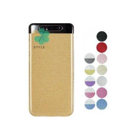 خرید قاب گوشی سامسونگ Samsung Galaxy A90 / A80 مدل ژله ای اکلیلی