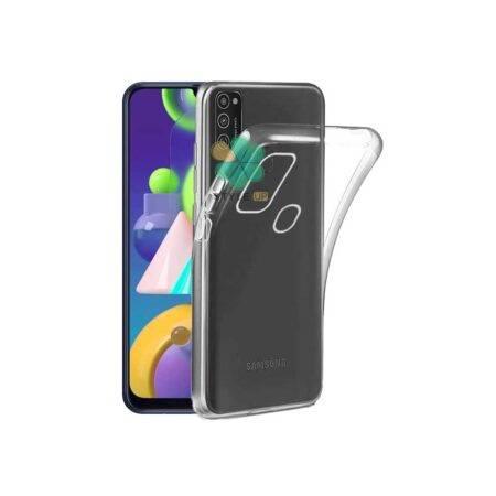 خرید قاب گوشی سامسونگ Samsung Galaxy M21 مدل ژله ای شفاف