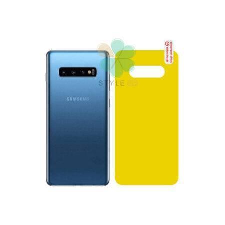 خرید برچسب محافظ نانو پشت گوشی سامسونگ Samsung Galaxy S10 Plus