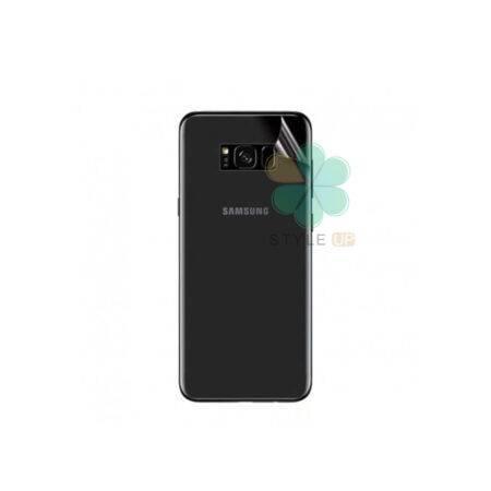 خرید برچسب محافظ نانو پشت گوشی سامسونگ Samsung Galaxy S8 Plus