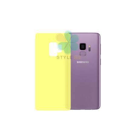 خرید برچسب محافظ نانو پشت گوشی سامسونگ Samsung Galaxy S9