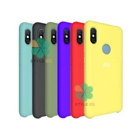 خرید قاب گوشی شیائومی Xiaomi Mi 8 مدل سیلیکونی