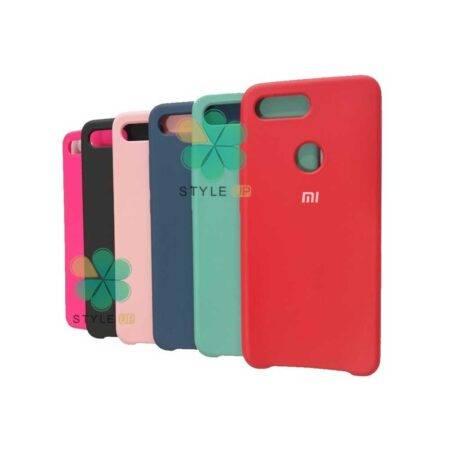 خرید قاب گوشی شیائومی Xiaomi Mi 8 lite / Mi 8X مدل سیلیکونی