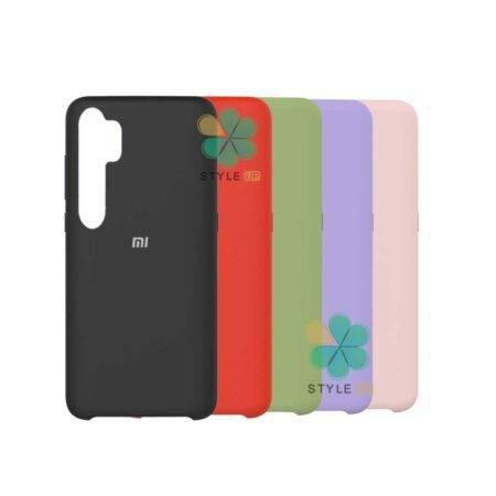 خرید قاب گوشی شیائومی Xiaomi Mi Note 10 مدل سیلیکونی