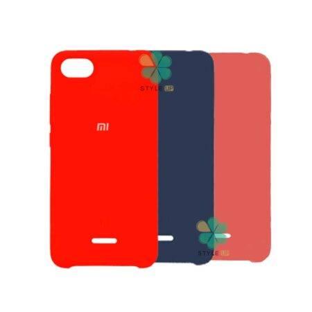 خرید قاب گوشی شیائومی Xiaomi Redmi 6A مدل سیلیکونی