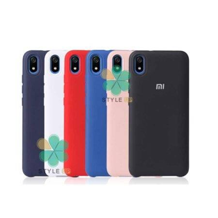 خرید قاب گوشی شیائومی Xiaomi Redmi 7A مدل سیلیکونی