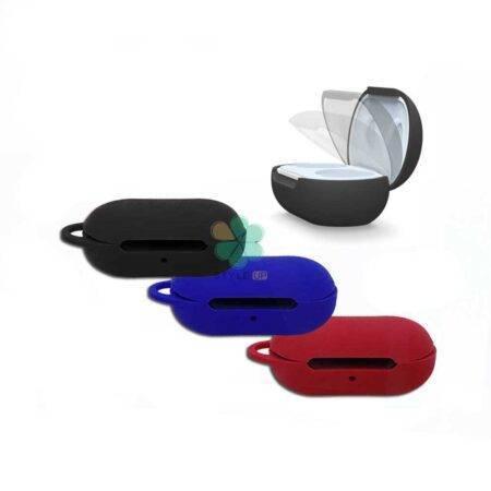 خرید کاور سیلیکونی هندزفری گلکسی بادز Samsung Galaxy Buds مدل مینیمال