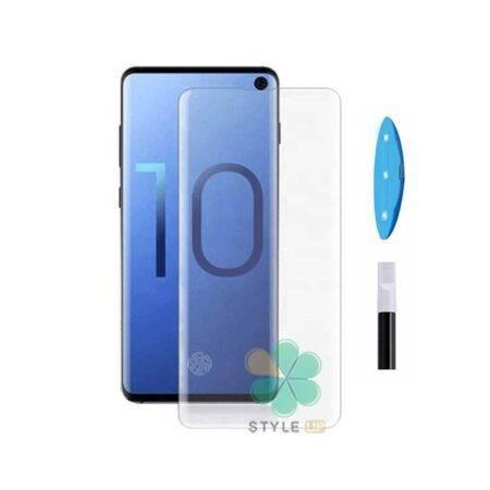 خرید گلس UV گوشی سامسونگ اس 10 - Samsung Galaxy S10