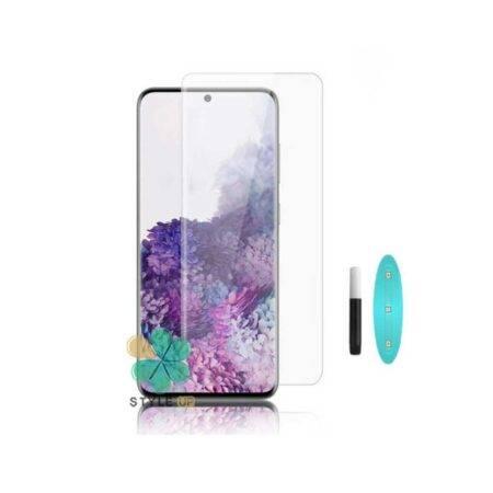 خرید گلس UV گوشی سامسونگ Samsung Galaxy S20 Plus / 5G