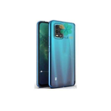 خرید خرید قاب گوشی شیائومی Xiaomi Mi 10 Lite 5G مدل ژله ای شفاف