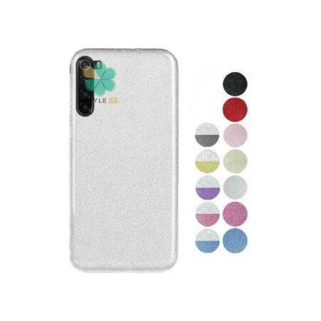 خرید قاب گوشی شیائومی Xiaomi Redmi Note 8 مدل ژله ای اکلیلی