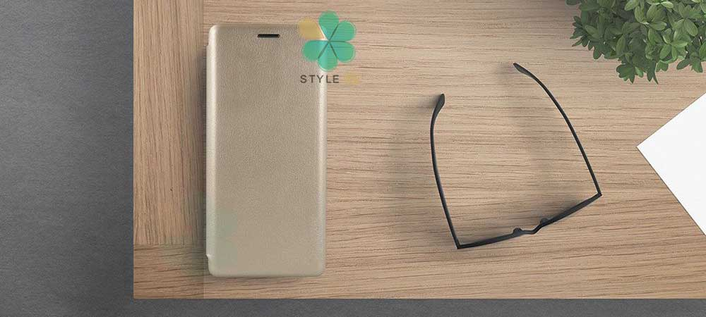 خرید کیف کلاسوری چرمی گوشی شیائومی Xiaomi Redmi Note 9s / 9 Pro