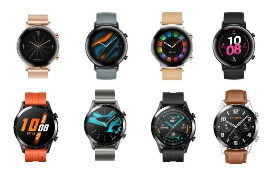 حل مشکلات انواع ساعت هوشمند هواوی