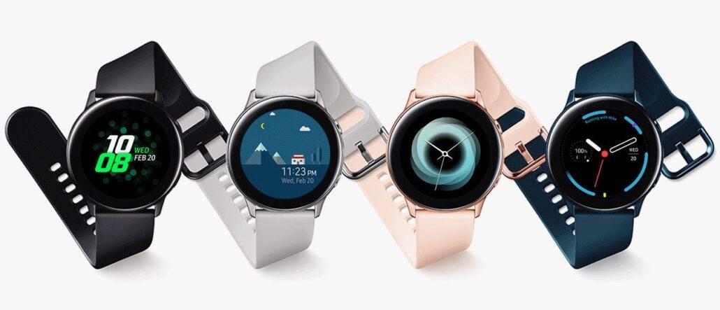 راهنمای ساعت هوشمند سامسونگ