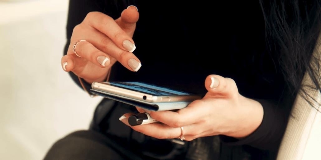 مشکلات صفحه نمایش گوشی