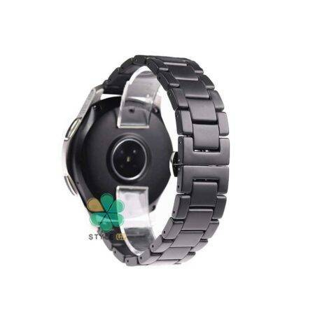 خرید بند فلزی ساعت هواوی Honor MagicWatch 2 46mm مدل 3Bead Carbon