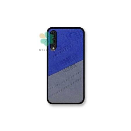 تصویر قاب چرمی گوشی سامسونگ Galaxy A30s / A50s مدل Fendi Roma