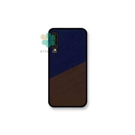 خرید قاب چرمی گوشی سامسونگ Galaxy A30s / A50s مدل Fendi Roma