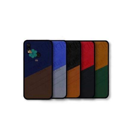خرید قاب چرمی گوشی شیائومی Redmi Note 7 Pro مدل Fendi Roma