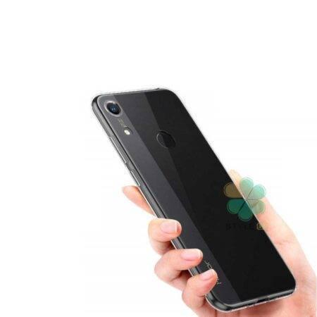 خرید قاب گوشی هواوی Honor 8A Prime / 8A 2020 مدل ژله ای شفاف