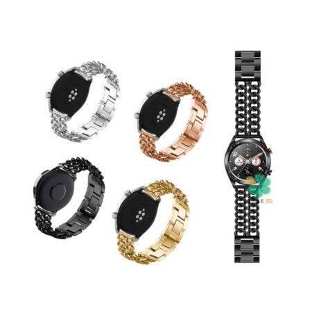 خرید بند ساعت هوشمند هواوی Huawei Honor Magic مدل استیل زنجیری