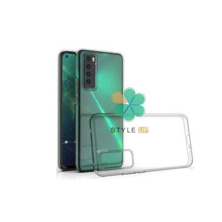 خرید قاب گوشی هواوی نوا Huawei Nova 7 SE مدل ژله ای شفاف