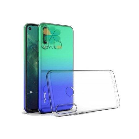 خرید قاب گوشی هواوی Huawei P40 Lite E مدل ژله ای شفاف