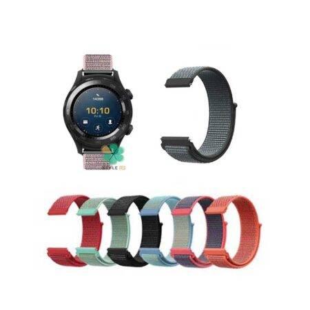خرید بند ساعت هواوی Huawei Watch 2 Sport مدل نایلون لوپ