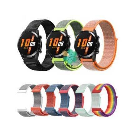 خرید بند ساعت هواوی واچ Huawei Watch GT 2 46mm مدل نایلون لوپ