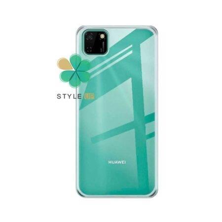 خرید قاب گوشی هواوی Huawei Y5p مدل ژله ای شفاف