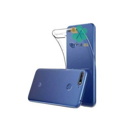 خرید قاب گوشی هواوی Huawei Y6 Prime 2018 مدل ژله ای شفاف