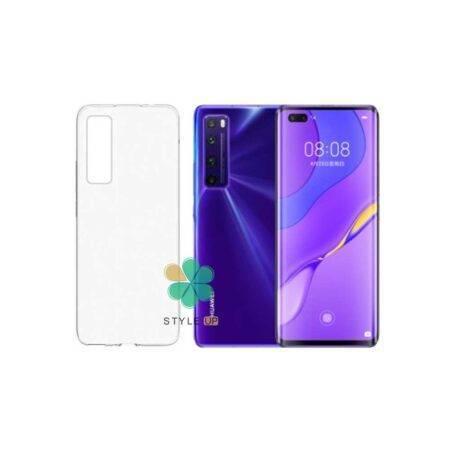 خرید قاب گوشی هواوی Huawei Nova 7 Pro 5G مدل ژله ای شفاف