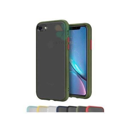 عکس کاور محافظ گوشی اپل آیفون iPhone 6 Plus / 6s Plus مدل پشت مات