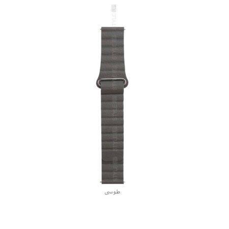 خرید بند چرمی ساعت فسیل Fossil Q Explorist Gen 3 مدل Leather Loop