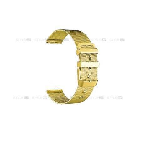 عکس بند ساعت هواوی Huawei Watch 2 Classic مدل حصیری Mesh Steel